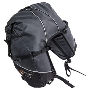 GBSB17-RT-B-Giant Loop Great Basin Roll Top Saddlebag Black - Image not Found