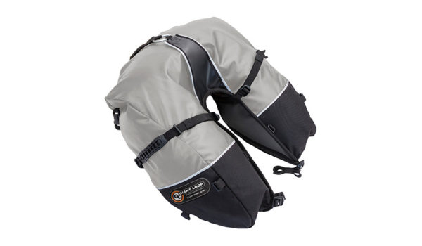CSB17-RT-G - Coyote SADDLEBAG Roll Top Gray - Image not Found